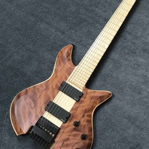 "Wing Instruments ""Flight"" 7-String Guitar!!! – IN STOCK"