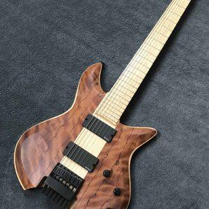 "Wing Instruments ""Flight"" 7-String Guitar!!! – IN STOCK"